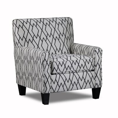 Carolina Accents Wellington Facet Arm Chair