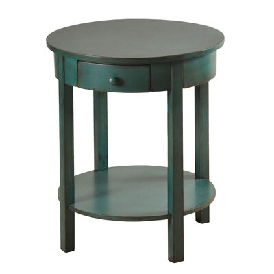 Breakwater Bay Galleon 1 Drawer End Table
