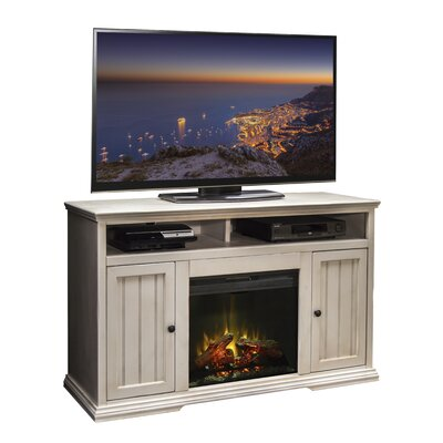 Breakwater Bay Rehoboth TV Stand with Electric Fireplace