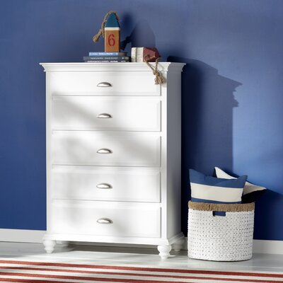 Breakwater Bay Corinth 5 Drawer Chest by Simmons Casegoods