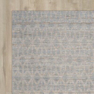 Breakwater Bay Cromwell Hand Woven Grey/Gold Area Rug U0026 Reviews | Wayfair