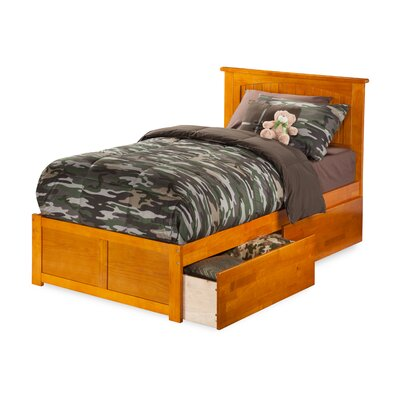 Breakwater Bay Williamston Storage Platform Bed