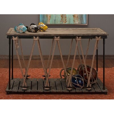 Breakwater Bay Belle Isle Console Table