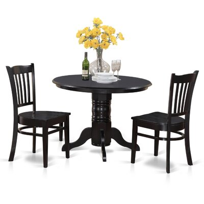 Breakwater Bay Gloucester 3 Piece Dining Set