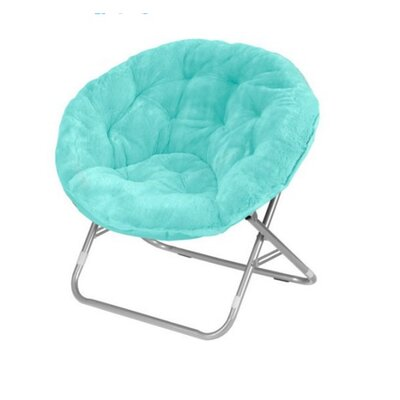 Urban Shop Faux Fur Papasan Chair