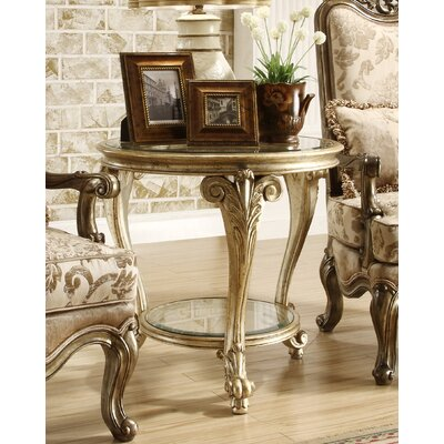 Eastern Legends Regal End Table