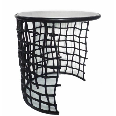 Eastern Legends Accents Aluminum Stool wi..