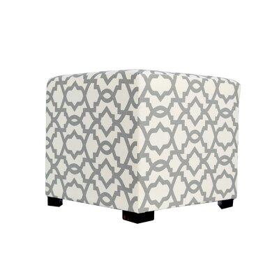 MJL Furniture Sheffield 4 Button Tufted Ottoman