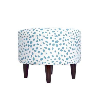 MJL Furniture Togo Upholstered Ottoman