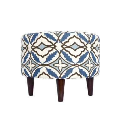 MJL Furniture Eden Upholstered Ottoman
