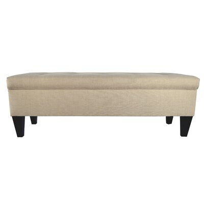 MJL Furniture Brooke Upholstered Storage ..