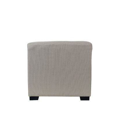 MJL Furniture Sachi 4 Button Tufted Ottoman