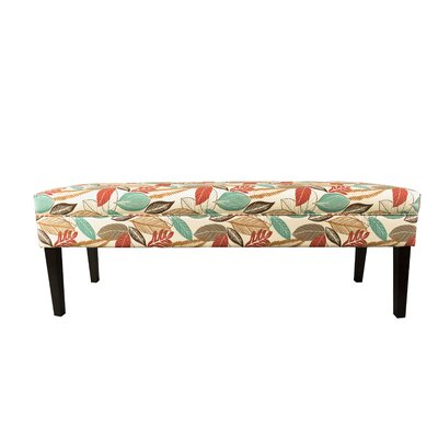 MJL Furniture Kaya Button Tufted Entryway Bench