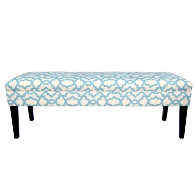 MJL Furniture Kaya Sheffield Upholstered Bedroom Bench