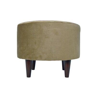 MJL Furniture Ennis Sophia Round Standard Ottoman