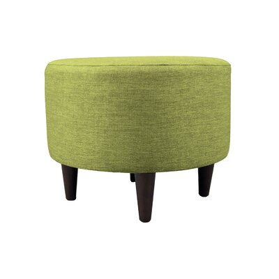 MJL Furniture Key Largo Sophia Round Standard Ottoman