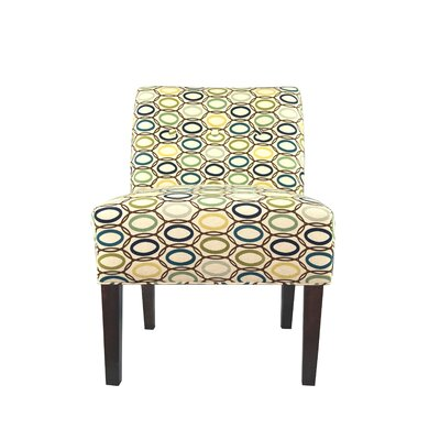 MJL Furniture Samantha Button Tufted Coll-Vera Parsons Chair