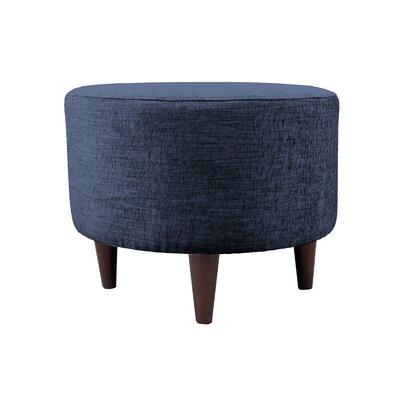 MJL Furniture Lucky Sophia Round Standard Ottoman