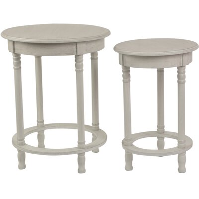Lamps Per Se 2 Piece Nesting Tables