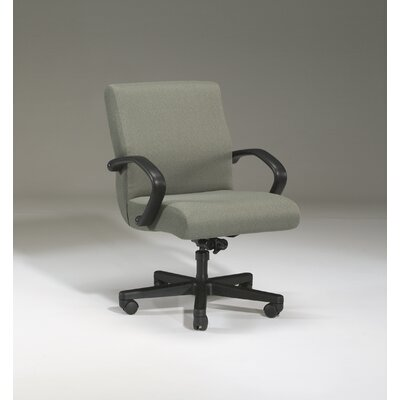 Triune Business Furniture Low-Back Leathe..