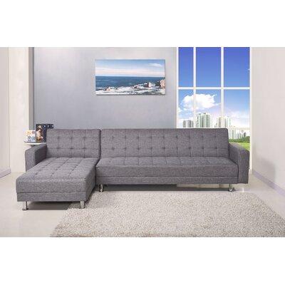 Kaleidoscope Furniture Reversible Chaise Sleeper..