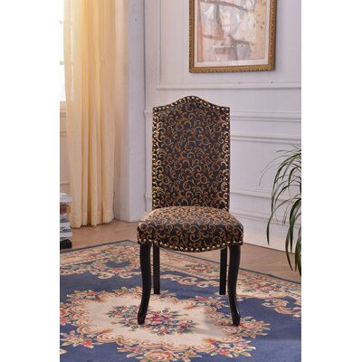Corzano Designs Classic Parsons Chair (Set of 2)