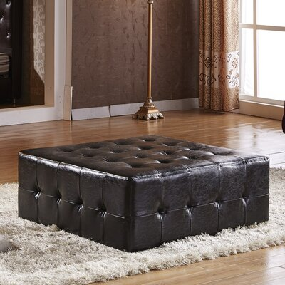 Corzano Designs Tufted Cocktail Ottoman