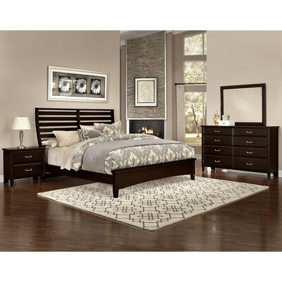 Virginia House Commentary Sleigh Bed