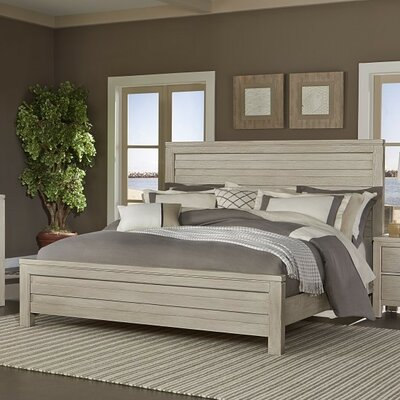 Darby Home Co Hedlund Panel Bed