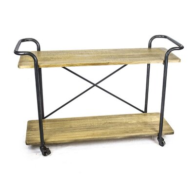 Sagebrook Home Serving Cart Image