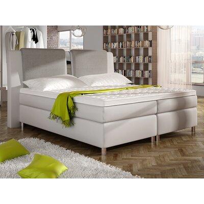 interhandelsgmbh boxspringbett ulm mit topper. Black Bedroom Furniture Sets. Home Design Ideas