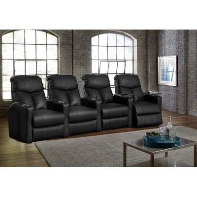 Octane Seating Bolt XS400 Home Theater Recliner (Row of 4)