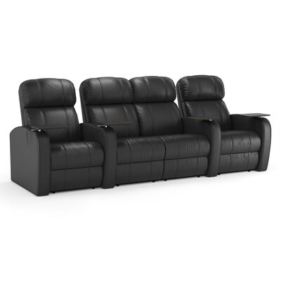 Octaneseating diesel xs950 home theater loveseat row of 4 reviews wayfair Loveseat theater seating