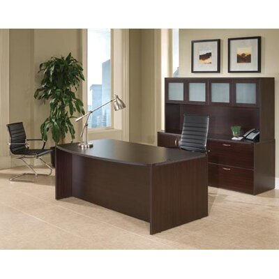 Flexsteel Contract Fairplex 3-Piece Standard Desk Office Suite
