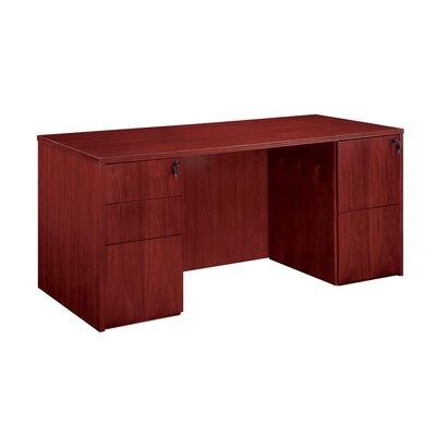 Flexsteel Contract Saratoga Executive Desk Image