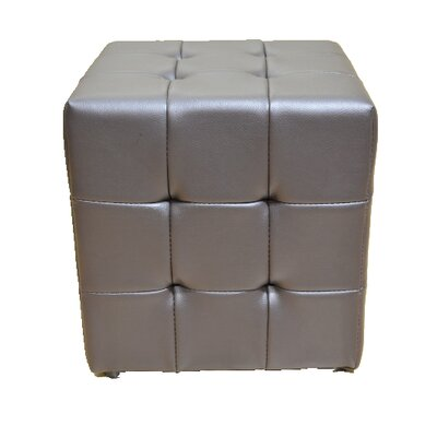 Greatime Tufted Cube Ottoman