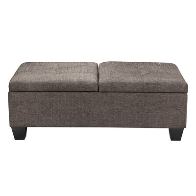 Madison Park Connor Ottoman