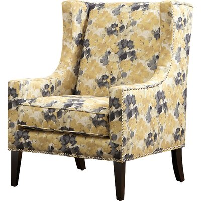 House of Hampton Kapelle Wing Arm Chair