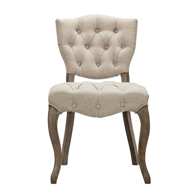 One Allium Way Bernier Side Chair (Set of 2)