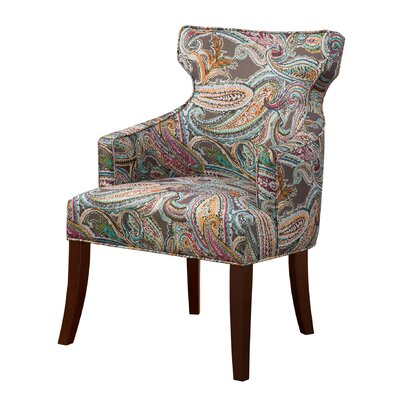 Red Barrel Studio Marlborough Notch Wingback Chair