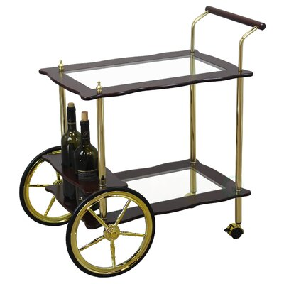 Uniquewise Serving Cart