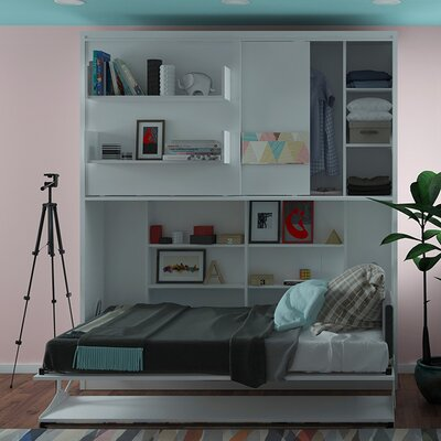 Multimo Multimo Twin Murphy Bed
