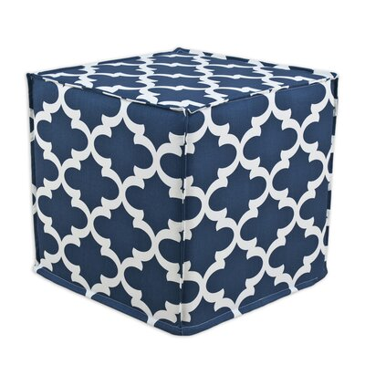 Brite Ideas Living Fynn Seamed Ottoman