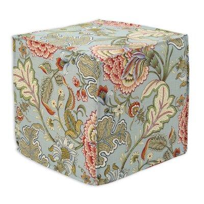Brite Ideas Living Meadowlark Seamed Cube Ottoman