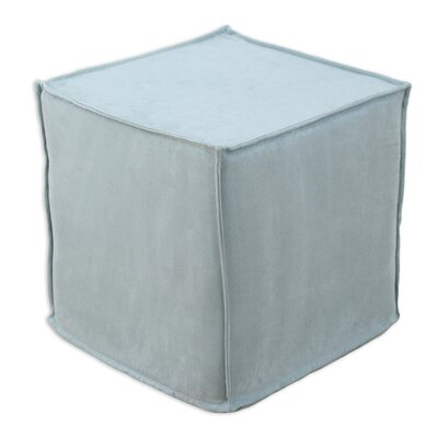 Brite Ideas Living Victory Lane Seamed Cube Ottoman