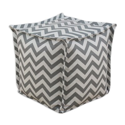 Brite Ideas Living Zig Zag Beads Ottoman