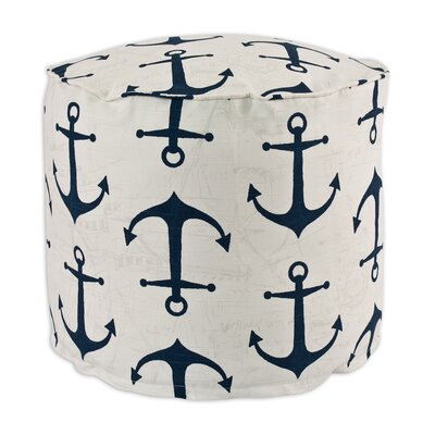 Brite Ideas Living Anchors Premier Slub Beads Ottoman