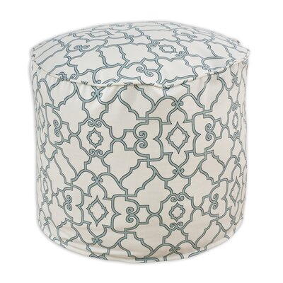 Brite Ideas Living Windsor Capri Beads Ottoman