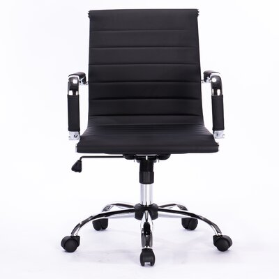Attraction Design Home Mid-Back Executive Office Chair