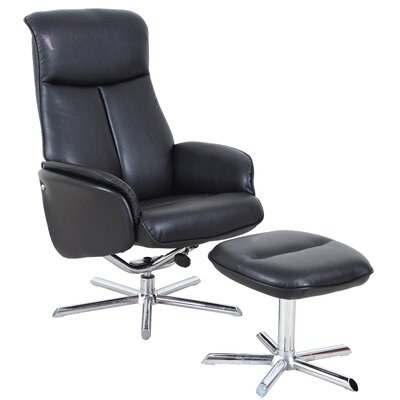 Attraction Design Home Lounge Chair and O..